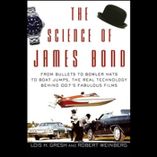 The Science of James Bond (Unabridged) audiobook download