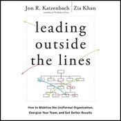 Leading Outside the Lines (Unabridged) audiobook download