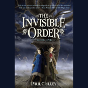 The Invisible Order: Rise of the Darklings (Unabridged) audiobook download