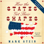 How the States Got Their Shapes (Unabridged) audiobook download