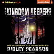 The Kingdom Keepers: Disney after Dark (Unabridged) audiobook download