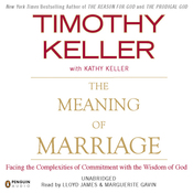 The Meaning of Marriage: Facing the Complexities of Commitment with the Wisdom of God (Unabridged) audiobook download