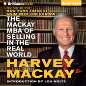 The Mackay MBA of Selling in The Real World (Unabridged) audiobook download
