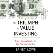 The Triumph of Value Investing: Smart Money Tactics for the Post-Recession Era (Unabridged) audiobook download