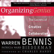 Organizing Genius: The Secrets of Creative Collaboration (Unabridged) audiobook download