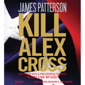 Kill Alex Cross audiobook download