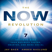 The Now Revolution: 7 Shifts to Make Your Business Faster, Smarter and More Social (Unabridged) audiobook download