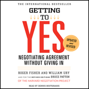 Getting to Yes: Negotiating Agreement Without Giving In (Unabridged) audiobook download