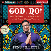 God, No!: Signs You May Already Be an Atheist and Other Magical Tales (Unabridged) audiobook download