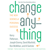 Change Anything: The New Science of Personal Success (Unabridged) audiobook download