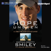 Hope Unseen: The Story of the U.S. Army's First Blind Active-Duty Officer (Unabridged) audiobook download
