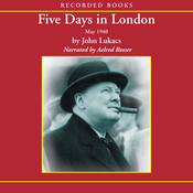 Five Days in London: May 1940 (Unabridged) audiobook download