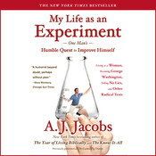 My Life as an Experiment (Unabridged) audiobook download