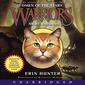 Night Whispers: Warriors: Omen of the Stars, Book 3 (Unabridged) audiobook download