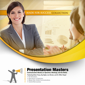 Presentation Masters: Communication Mastery in Speeches, Meetings, and the Media audiobook download