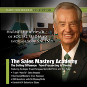 The Sales Mastery Academy: The Selling Difference: From Prospecting to Closing audiobook download