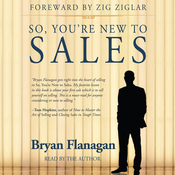 So, You're New to Sales (Unabridged) audiobook download
