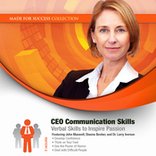 CEO Communication Skills: Verbal Skills to Inspire Passion audiobook download