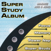 Super Study Album: Manage ADD & ADHD audiobook download