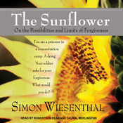 The Sunflower: On the Possibilities and Limits of Forgiveness (Unabridged) audiobook download