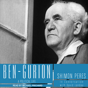 Ben-Gurion: A Political Life (Unabridged) audiobook download