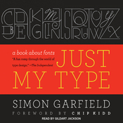 Just My Type: A Book About Fonts (Unabridged) audiobook download