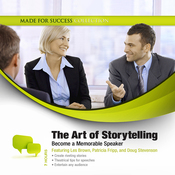 The Art of Storytelling: Become a Memorable Speaker audiobook download