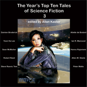 The Year's Top Ten Tales of Science Fiction 3 (Unabridged) audiobook download