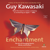 Enchantment: The Art of Changing Hearts, Minds, and Actions (Unabridged) audiobook download