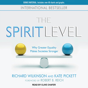 The Spirit Level: Why Greater Equality Makes Societies Stronger (Unabridged) audiobook download