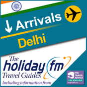 Delhi: Holiday FM Travel Guides (Unabridged) audiobook download