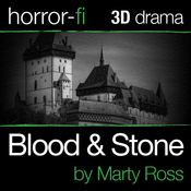 Blood and Stone: A 3D Horror-fi Production (Unabridged) audiobook download