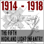 The Fifth Battalion Highland Light Infantry 1914 - 1918 (Unabridged) audiobook download