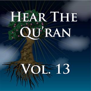 Hear-the-quran-volume-13-surah-36-surah-40-v78-unabridged-audiobook
