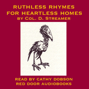 Ruthless Rhymes for Heartless Homes (Unabridged) audiobook download