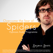 Overcome Your Fear of Spiders with Hypnosis (Unabridged) audiobook download
