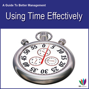 Using Time Effectively: A Guide to Better Management (Unabridged) audiobook download