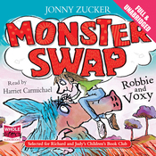 Monster Swap: Robbie and Voxy (Unabridged) audiobook download