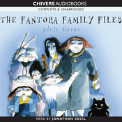 The Fantora Family Files (Unabridged) audiobook download