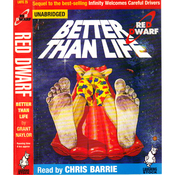Red Dwarf: Better Than Life (Unabridged) audiobook download