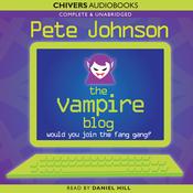 The Vampire Blog (Unabridged) audiobook download
