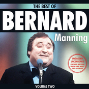 Bernard Manning: Best of, Volume 2 audiobook download