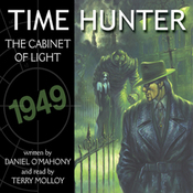 Time Hunter 1: The Cabinet of Light (Unabridged) audiobook download