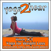 More 2 in 1 Yoga for Weight Loss: Instructional Yoga Class and Guide Book. audiobook download