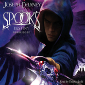 The Spook's Destiny (Unabridged) audiobook download