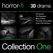 3D Horror-Fi, Collection 1: A 3D Horror-fi Production (Unabridged) audiobook download