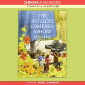 The Antelope Company Ashore: The Secret Visitors (Unabridged) audiobook download