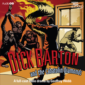 Dick Barton and the Cabatolin Diamonds audiobook download