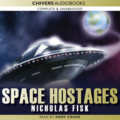 The Space Hostages (Unabridged) audiobook download