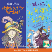 Watch out for Witches! and The Wizard's Warning! (Unabridged) audiobook download